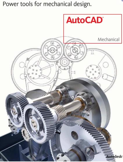 AutoCad Mechanical 2011