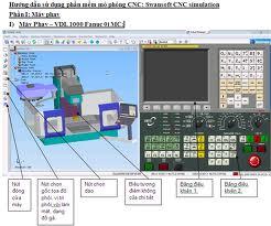 Hướng dẫn sử dụng phần mềm mô phỏng CNC Swansoft CNC simulation