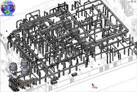 Hệ thống CAD ứng dụng trong thiết kế công trình