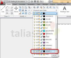 Layout Trong AutoCad 1