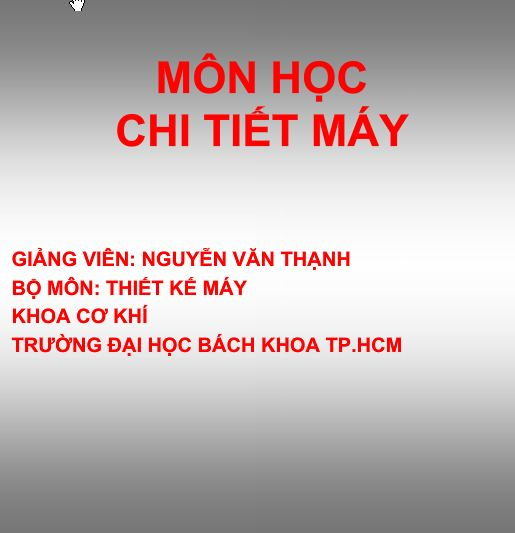 chi tiet may